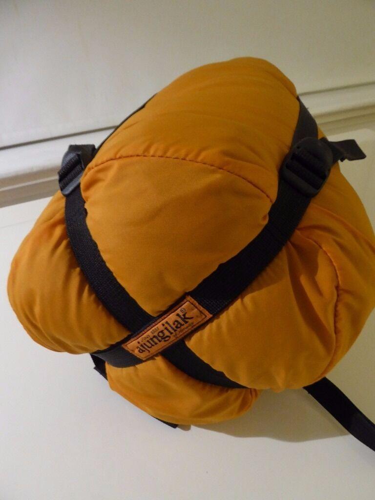 Ajungilak Igloo Winter 195 Sleeping Bag In Hove East