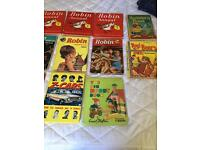 Old annuals