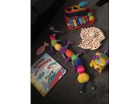 Mixture of children's toys all excellent condition