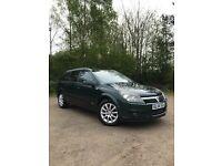 Vauxhall Astra 1.7 diesel estate design