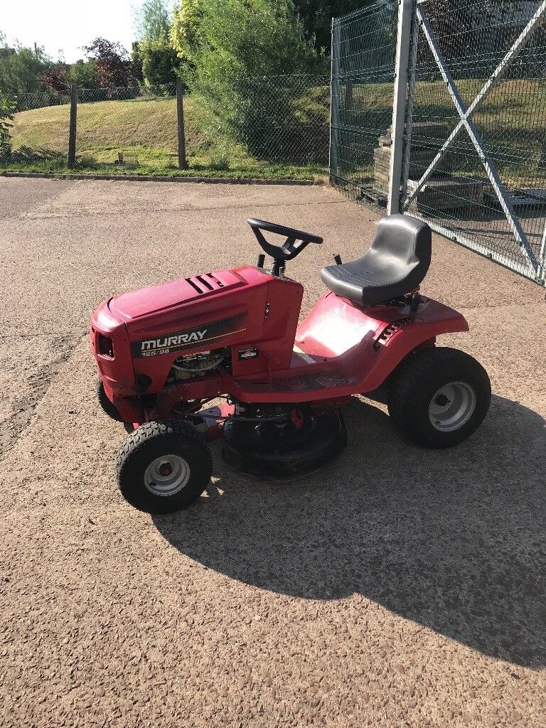 Murray Lawn Mowers Battery : Murray ride on lawnmower in hamilton south