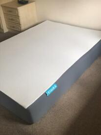 Simba double mattress -free delivery Birmingham