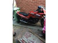 Kawasaki GPZ 500S Spares or Repairs (still runs)
