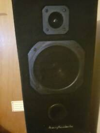 Whafedale speakers