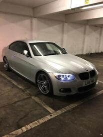 BMW 320I MSPORT COUPE AUTO LOW MILES! URGENT SALE!! BARGAIN !