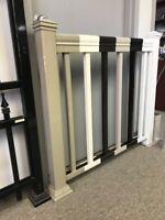 Aluminum Railings, Aluminum Columns, Fences