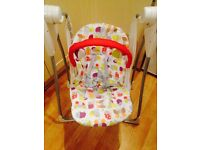 Graco baby swing - Never used.