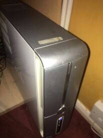 Dell 530S - Slim & Quiet PC with all you need - Good condition - Monitor, Keyboard, Mouse & Cables