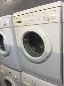 nice white bosch washing machine it's 6kg 1200 spin in excellent condition in full working order