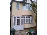 NEW BUILD DOUBLE ROOM, OWN ENTRY £320PM/£150 DEPOSIT, OFF CATHERINE STREET LE4 6GX, EMPLOYED ONLY