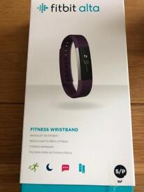 Fitbit Alta Watch
