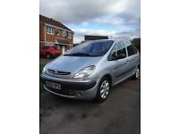 2002 Citroen Picasso 1.8 Petrol 5 Months Mot Full Service All Papers Excellent Condition Car