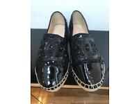 Chanel Sequin Espadrilles