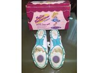 Bella Ballerina (Spinning Shoes by Skechers).
