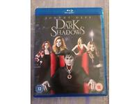 Dark Shadows Bluray DVD