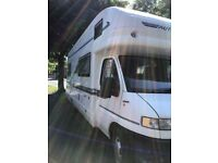 6 bed motorhome for sale good condition