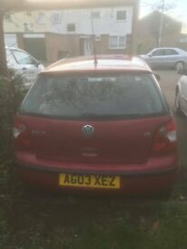 vw polo 1.2 petrol cheap to insure