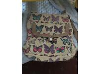 Butterfly bag!