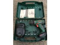 For sale Bosch 14.4v li drill in very good condition