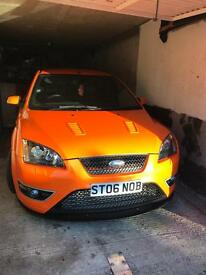 Ford Focus ST 225 show car 60k px poss