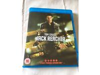 Jack Reacher Blu Ray (used)