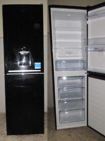 kenwood fridge freezer in black ex display