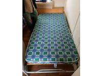 Single Zed Bed - Used Once - Bury