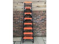 Fibre glass electrical ladders 8 tread brand new