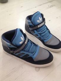 Adidas mid Tops/ trainers