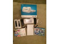 Wii u Console with extras