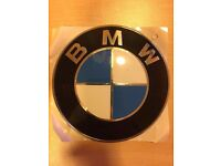 BMW Genuine Boot/Trunk Roundel Emblem Badge Z4 E85/E86 51147057794