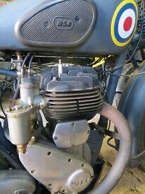 BSA M20
