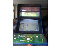 Electrocoin 2004 Golden Tee Arcade Machine
