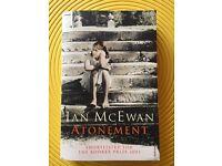 Atonement - by Ian McEwan