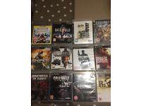 Bundle of playstation 3 games
