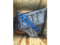 Vauxhall vivaro 6 speed manual gear box