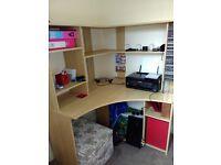 Large Corner Desk for Sale