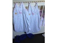 Baby clothes/ sleeping bags/ bedding