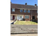 SDL AUCTION SALE 18/07/18 LEASEHOLD Mid Terraced House in excess of £65000. B26 2EX