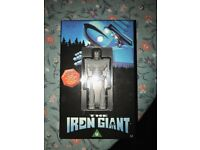 Original Iron Giant Video/Book/Model Collectors Set