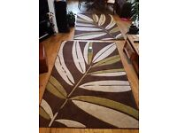 CARPET ALMOST NEW LIVING ROOM OR BEDROOM 210 X 145 cm
