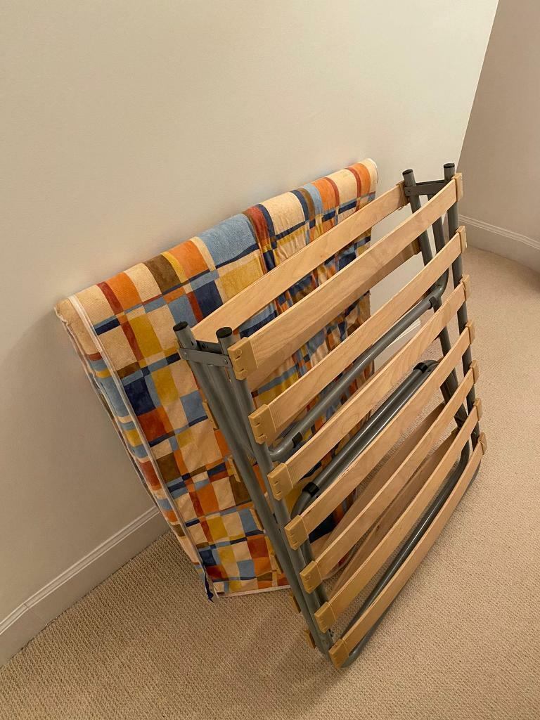 Picture of: Fold Out Bed In Kinross Perth And Kinross Gumtree