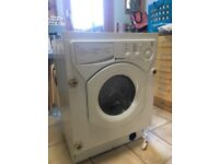 Integrated Hotpoint BWD129 Washer Dryer