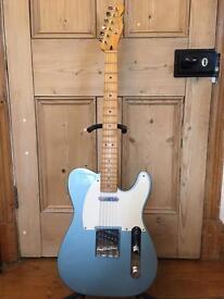 Fender 2001 Telecaster Guitar - Lake Placid Blue - Mint Condition!