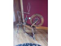 Ornamental Spinning Wheel