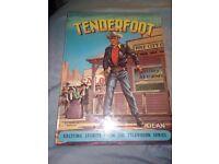 Tenderfoot book.
