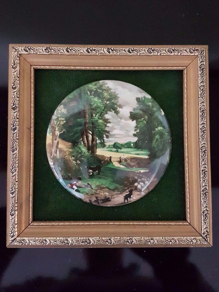 John Constable 'The Cornfield' Ceramic