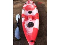Sea Kayak with good quality Oar