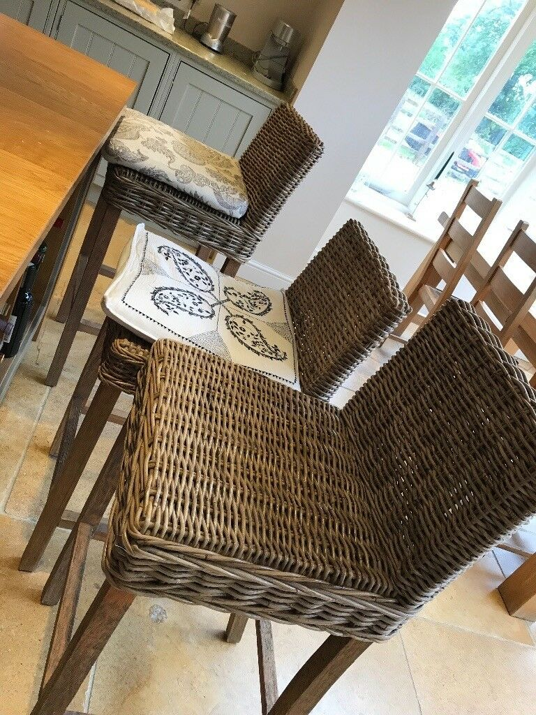 Surprising Garden Trading Bar Stools In Bampton Oxfordshire Gumtree Creativecarmelina Interior Chair Design Creativecarmelinacom