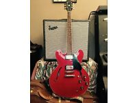 Gibson ES335 Dot 1991 - Cherry Red inc Original Hard Case